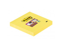 Bloček Post-it Super Sticky 76x76 narcisovo žltý