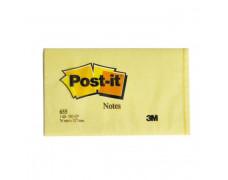 Bloček Post-it 76x127 žltý