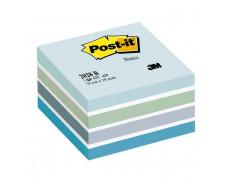 Bloček kocka Post-it 76x76 ľadová 2028N