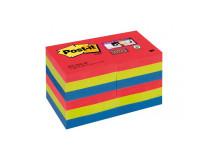 Bločky Post-it Super Sticky _Bora Bora_ 47,6x47,6mm