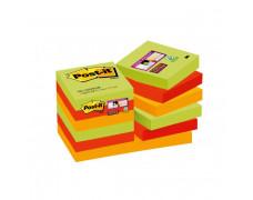 Bločky Post-it Super Sticky `Marrakesh` 47,6x47,6mm
