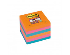 Bločky Post-it Super Sticky _Bangkok_ 76x76mm
