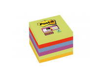 Bločky Post-it Super Sticky _Marrakesh_ 76x76mm