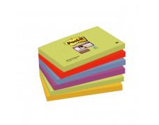 Bločky Post-it Super Sticky `Marrakesh` 76x127mm