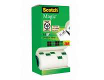 Lepiaca páska Scotch Magic 19mmx33m v krabičke 12+2 zdarma