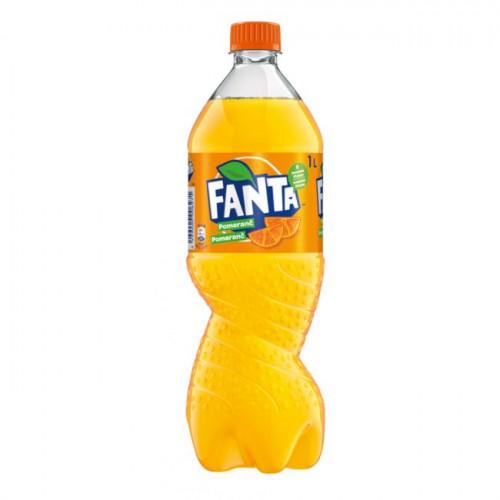 Fanta pomaranč 1l