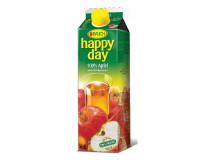 Džús Happy Day Jablko 100% 1l