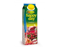 Džús Happy Day Brusnica 30% 1l
