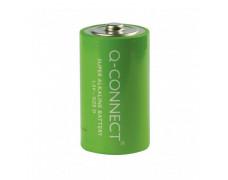 Batéria Q-Connect, LR20, D, veľký monočlánok