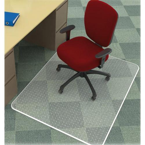 Podložka pod stoličku na koberce 122x91,4cm