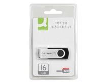 Flash disk USB Q-Connect 2.0 16 GB