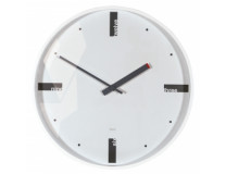 Nástenné hodiny artetempus Acto 35x35cm biele