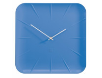 Nástenné hodiny artetempus Inu 35x35cm modré