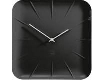 Nástenné hodiny artetempus Inu 35x35cm antracitové
