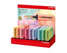 Displej STABILO Boss Pastel 45ks