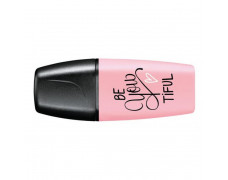 Zvýrazňovač STABILO BOSS mini pastelový ružový