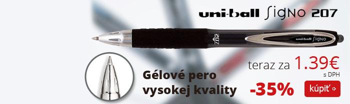 Kvalitné rollery UNI-BALL